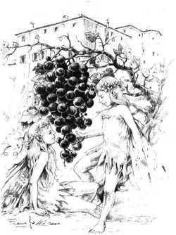 opera a tema del pittore Franco Grassi